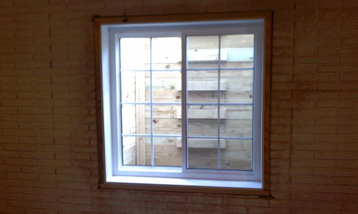 egress window