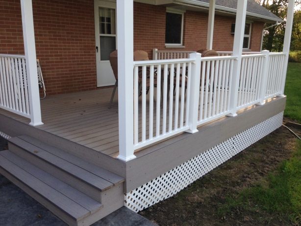 Maintenance Free Decks